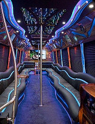 New Jersy  Party Bus rentals